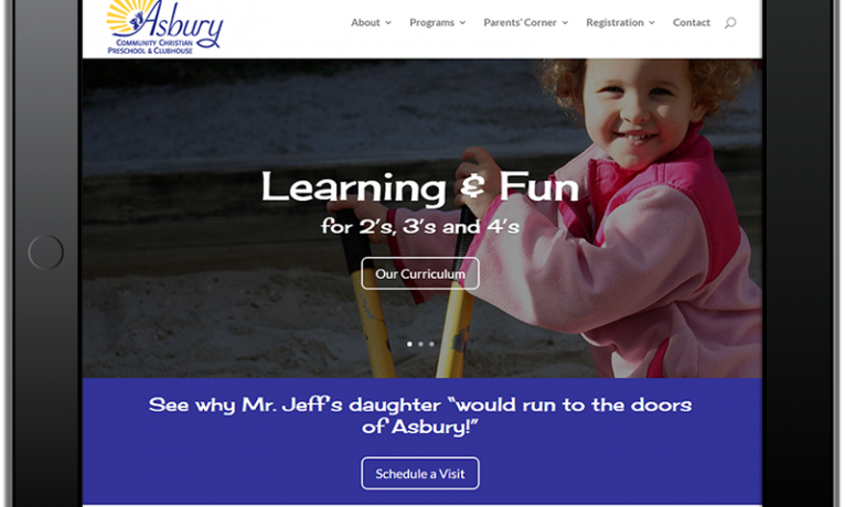 Asbury Community Christian Preschool & Clubhouse
