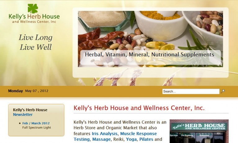 Kelly's Herb House