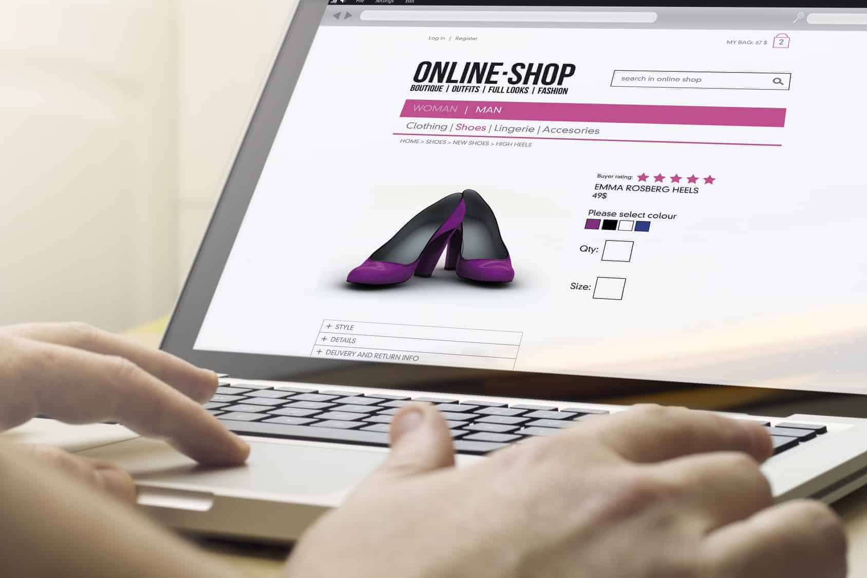 5 eCommerce Website Development Tips