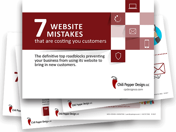 7 Website Mistakes